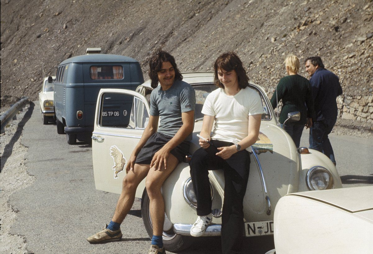 Col de la Bonette 1981