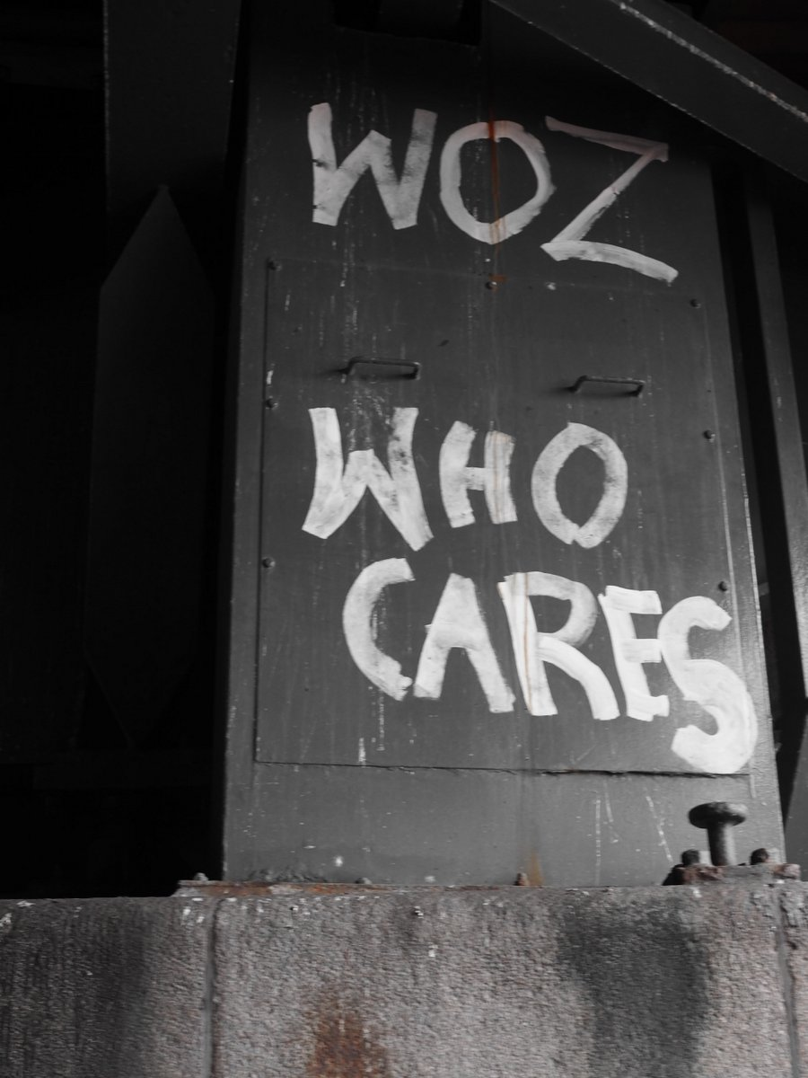 Amsterdam: Who Cares?